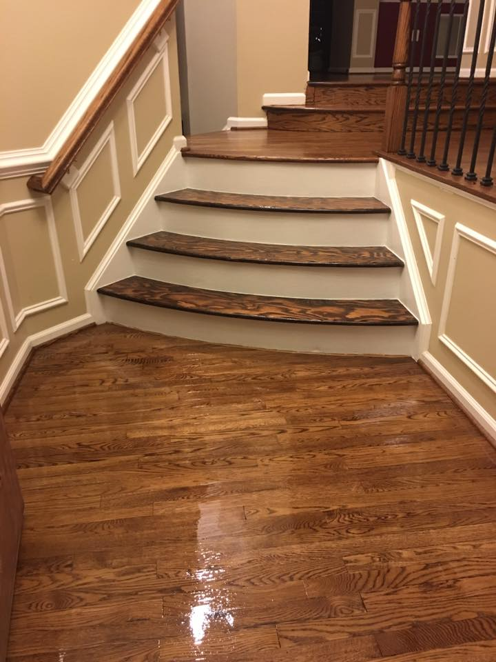 Wood Flooring Color Specialists