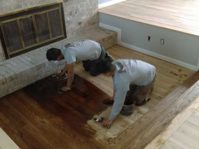 hardwood flooring services NV Floors LLC in Maryland, DC, and Virginia