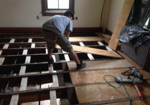 floor installations