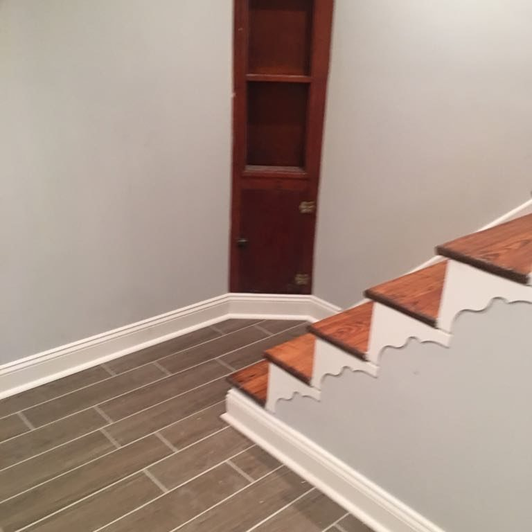 floors and stairs remodeling