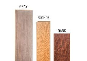 Hardwood flooring color specialists